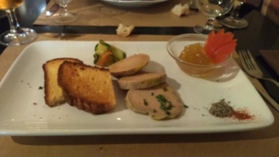 Embrun, Γαλλία: Foie gras