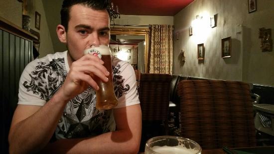 Corofin, ไอร์แลนด์: Excellent repas !!!!! Je vous conseil cet endroit