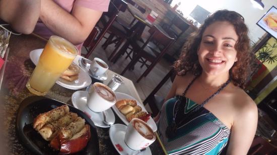 Itajuba: Café-da-manhã
