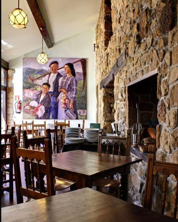 Restaurante restaurante la nieta en gij n con cocina otras cocinas espa olas - Cocinas asturianas gijon ...