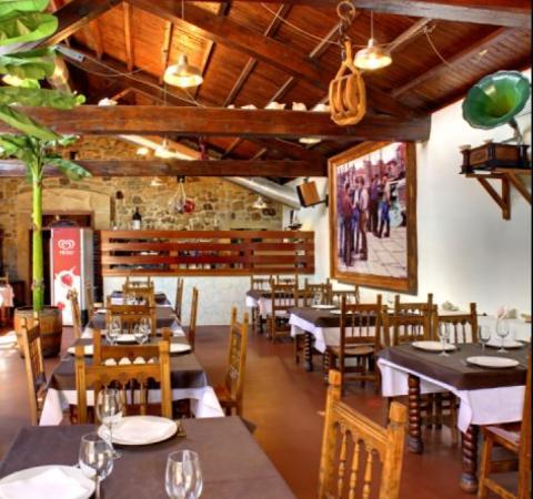 Restaurante restaurante la nieta en gij n con cocina otras - Cocinas en gijon ...