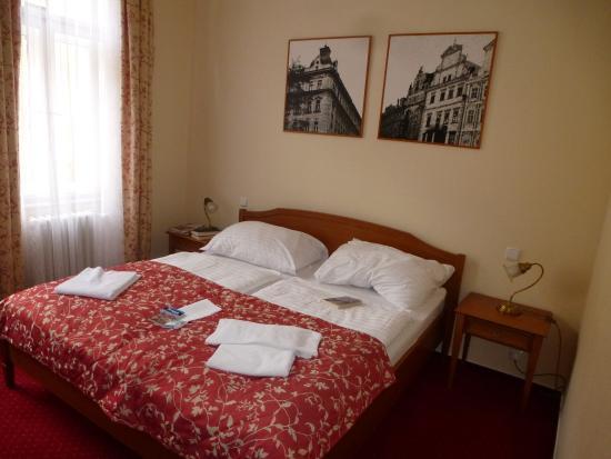 Anna Hotel: Bedroom