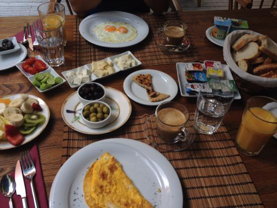 Sultan Mehmed Hotel : Breakfast :)