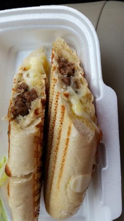 Alness, UK: panini