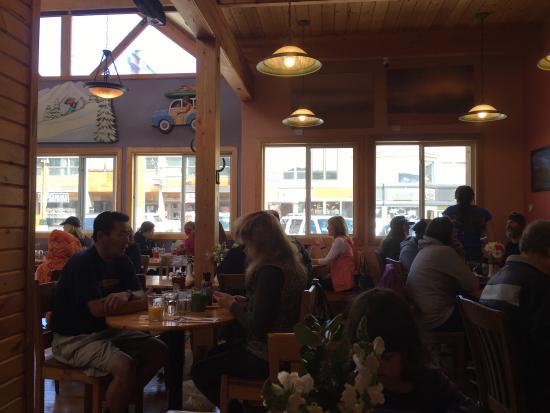 ฟริสโก, โคโลราโด: Butterhorn Cafe