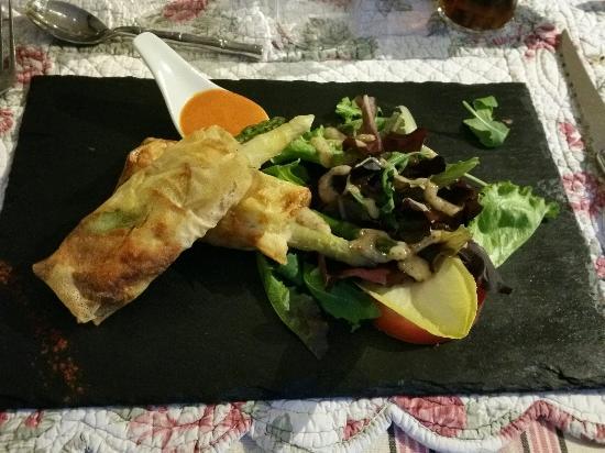 มารียาน, ฝรั่งเศส: Restaurant la Crémaillère