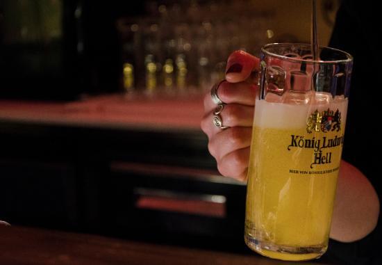 Tramp Beer & Drink : Bionda alla spina