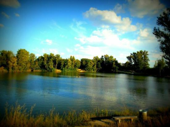Lac de Saint Caprais