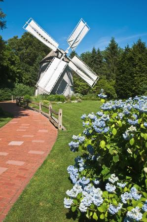 Old East Windmill (c1800)-Sandwich, Massachusetts