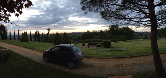 Montespertoli, Italy: Tutto perfetto! Tenuta Moriano è una favola!