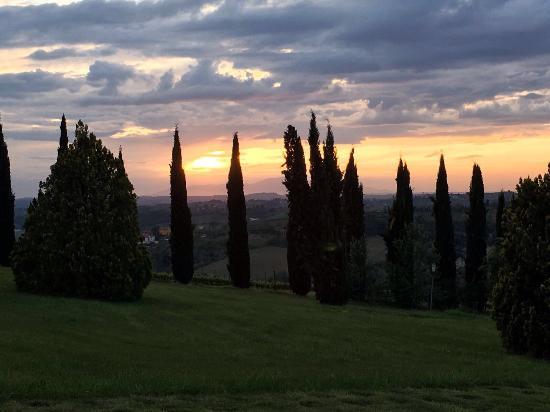 Montespertoli, Itália: Tutto perfetto! Tenuta Moriano è una favola!