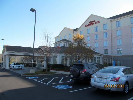 Exterior Grounds Picture Of Hilton Garden Inn Cincinnati Blue Ash Blue Ash Tripadvisor