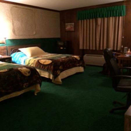Mound City, MO : Pictures don't do it justice! John Deere suite awesome and comfy!