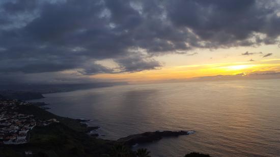 El Sauzal, España: wow