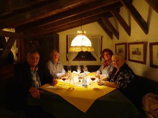 Los Realejos, สเปน: Unser 4-er Tisch