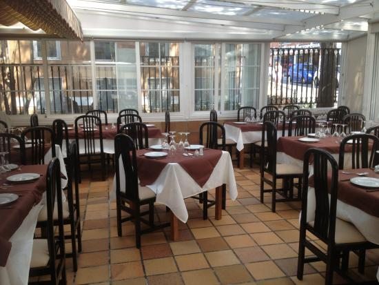 Nuestra terraza : fotografía de Cuarto y Mitad, Madrid - TripAdvisor