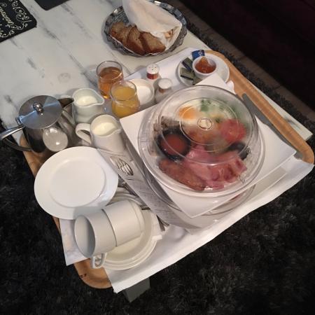 Rosscarbery, Irlanda: Room Service for Breakfast