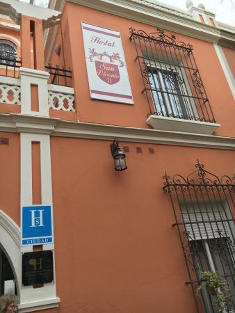 Hostal San Vicente II : photo0.jpg