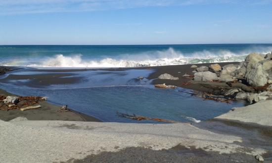 Вайрарапа, Новая Зеландия: The Road to Cape Palliser