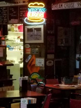 Mason's Bar and Grill