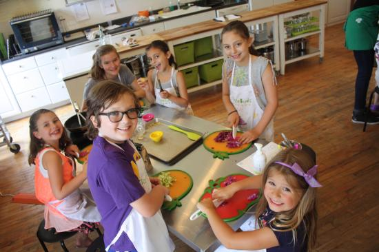 Awesome Taste Buds Kitchen NYC: Kids Cooking Camp