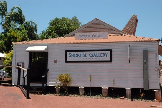 ‪Short St Gallery‬