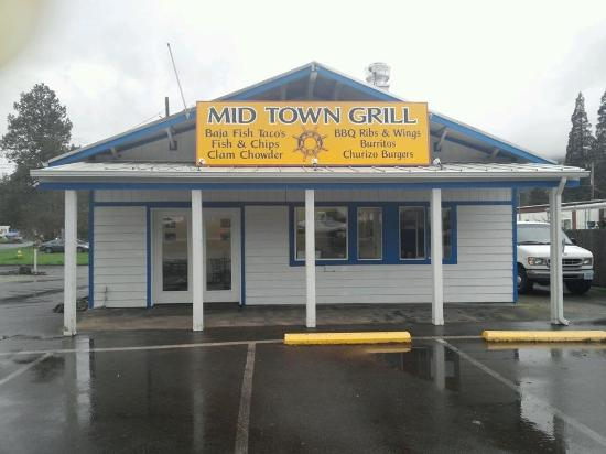 Pictures of Mid Town Grill - Myrtle Creek Photos - Tripadvisor