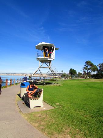 Coast Boulevard Park