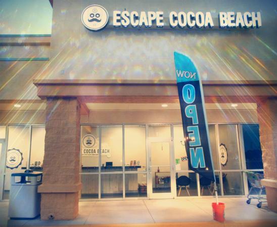 Escape Cocoa Beach