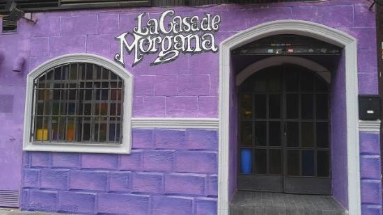 La Casa De Morgana