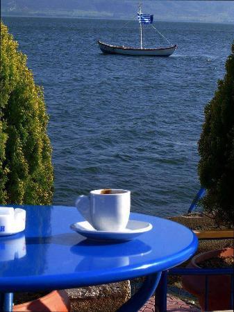 Kalathas, Grecia: souper thea