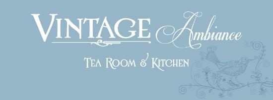 Eccles, UK: Vintage Ambiance Tea Room & Kitchen