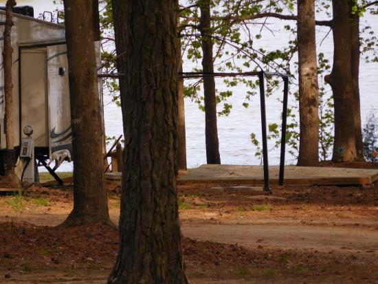 ลิตเทิลตัน, นอร์ทแคโรไลนา: A view from our camp