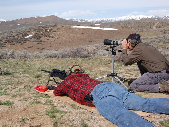 Sun Valley, Айдахо: Tactical Sniper Adventure
