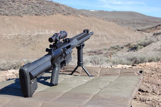 Sun Valley, Айдахо: A10 Firearm