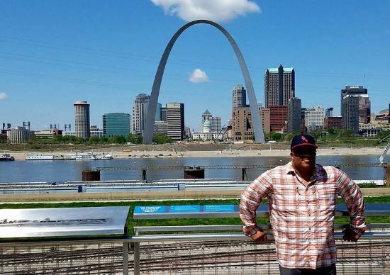 East Saint Louis, IL: I Love St. Louis & STL Loves Me Back