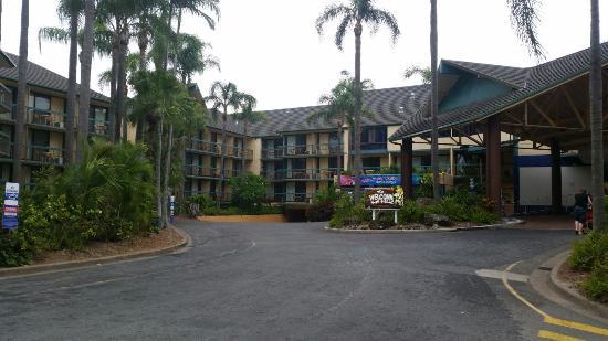 Paradise Resort Gold Coast: 20160210_164351_large.jpg