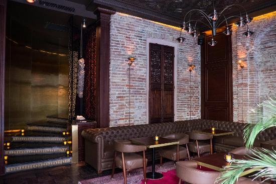 Georges Hotel Galata : Lobby