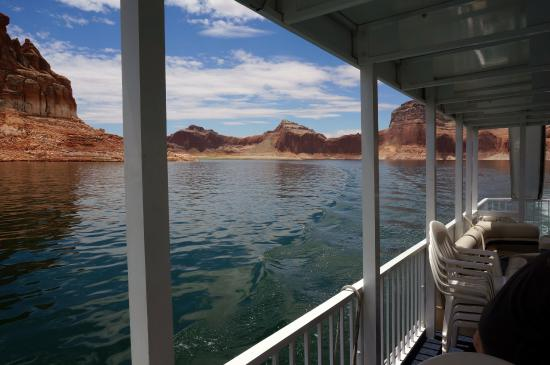 Arizona: Scenic views Lake Powell