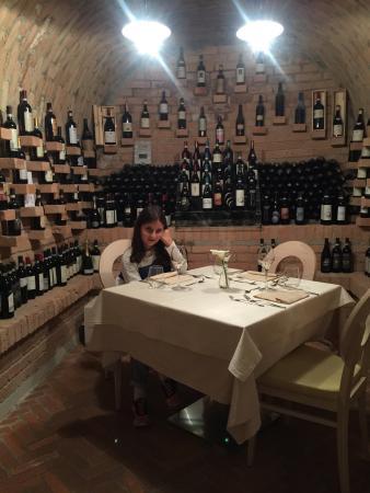 San Damiano d'Asti, Włochy: Cena deliziosa