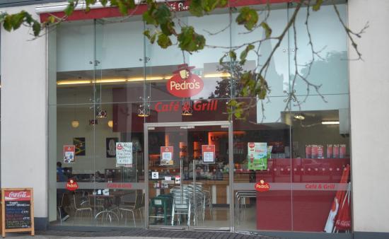 Tuam, Ierland: Pedros cafe