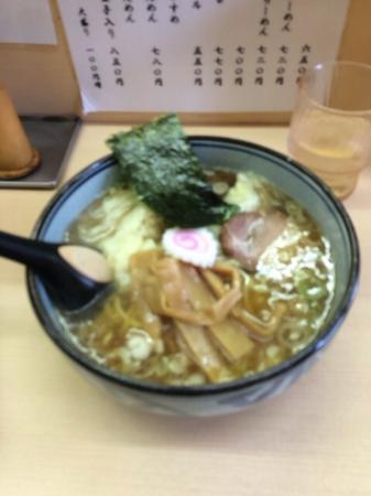 Fuchu, ญี่ปุ่น: ワンタン、スープバランス最高