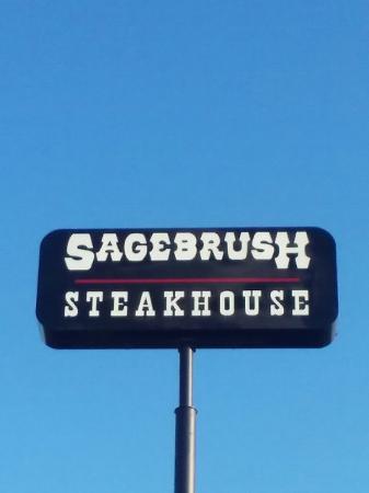 Sagebrush Steakhouse: 20160423_184014_large.jpg