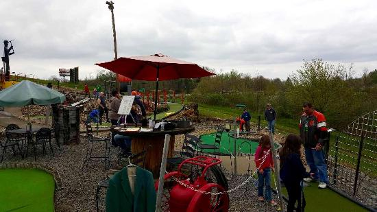 Coal Country Miniature Golf