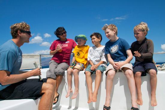 Maalaea, Hawái: Free Jr. Naturalist program for kids