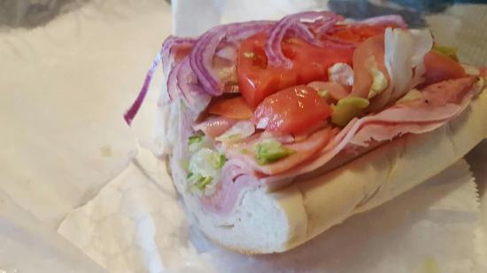 Delmar, MD: Italian subs!