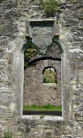 Oldcastle, Irlanda: part of the Plunkett Church