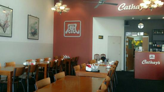 Cathay's