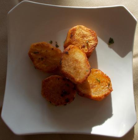 Orange, Вирджиния: Roast potatoes-4-23-16