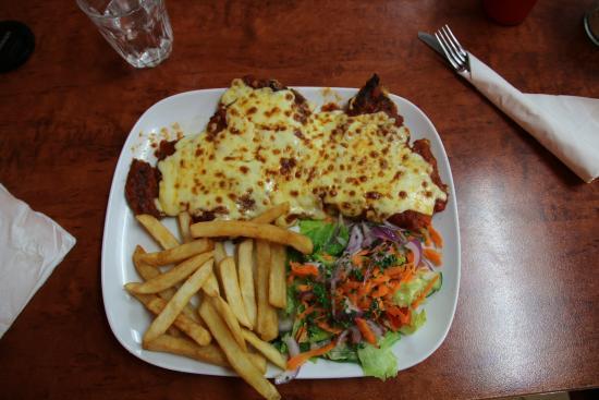 Coober Pedy, Australia: Huge snitty
